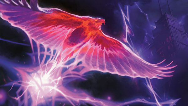 Guilds Of Ravnica Mythic MTG FOIL Arclight Phoenix