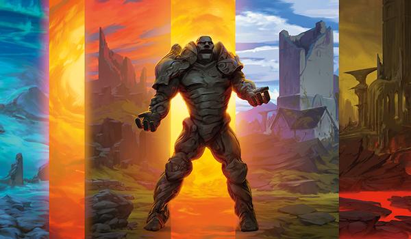 Karn, the Great Creator in Colorless Eldrazi - Modern Nexus