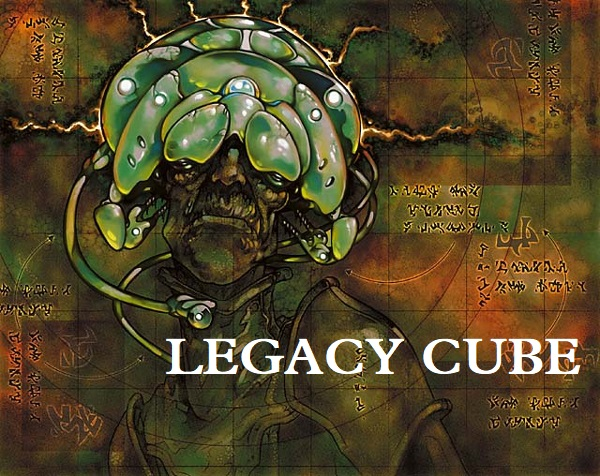 Gen Con 2019 Legacy Cube Tournament Report