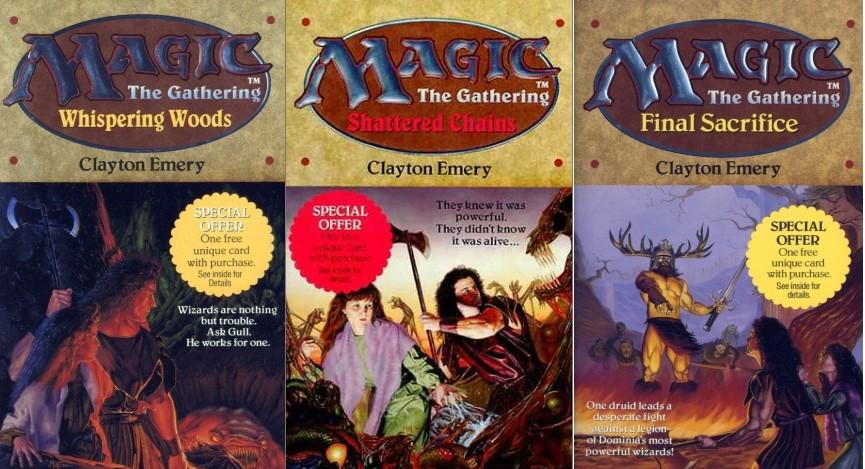Greensleeves Trilogy