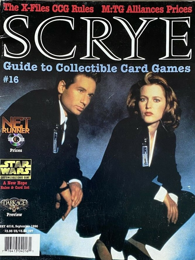Scrye Magazine Issue 16